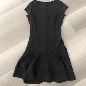 Guess cap sleep short black dress